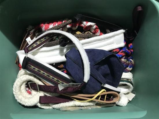 Box of Horse Ropes Accessories