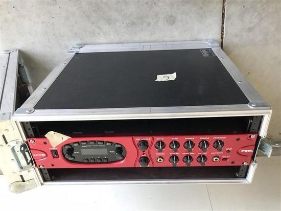 Zenergy Elite Musician's Sound Equipment Case