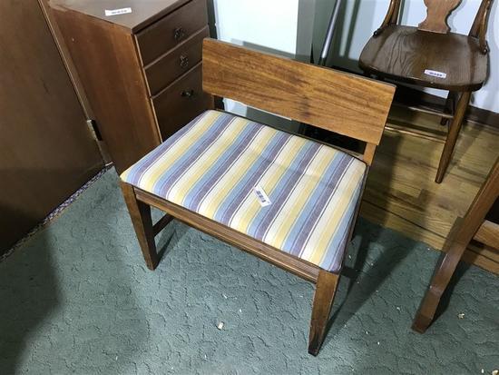 Unusual Mid Century Modern Chair