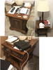 Three pieces Vintage Furniture