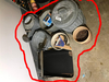 Galvanized Steel Buckets, Watering Can etc Lot