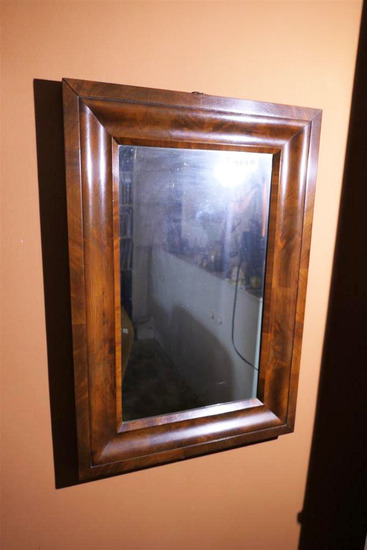Antique Empire 19th Century Mirror - Nice