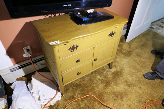 Vintage Bedroom Dresser Cabinet or Stand