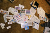 Extremely Large Lot Unused Stamps 100s of $