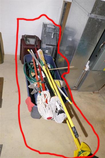Animal Trap, Misc. Household Items etc