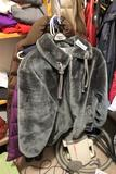 Group of Jackets, box of sweaters lot