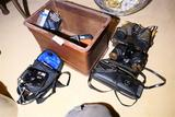 Cameras & Binoculars Lot