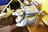 Vintage Chinese Ceramic Decorative Camel
