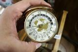 Vintage Linden Intl Travel Clock Made in Japan