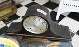 Vintage Ansonia Clock w/Pendulum & Key