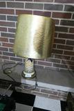 Vintage Lamp w/Ceramic Stein Base