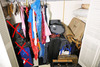 Closet Contents Lot Inc. Vintage Clothing, Luggage