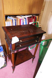 Vintage Stand with Drawer - Nice