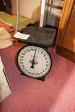 Antique Kitchen Scale