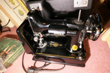 Singer Featherweight 221 Sewing Machine in Box