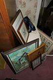 Framed Art Pieces Inc. Original OOC Painting