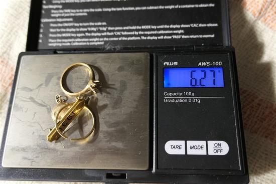 Group of 14k Gold Scrap