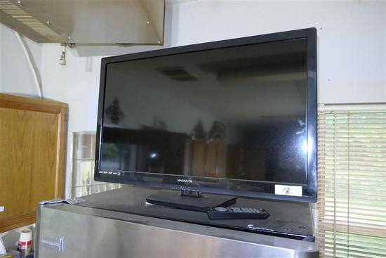 Nice Magnavox Television with Remote