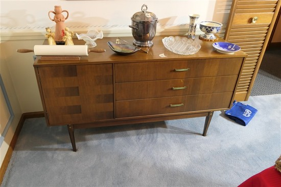 Mid Century Modern etc Total Home Contents