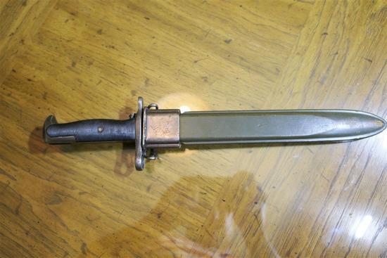 Rare WWI WWII SA 1918 Bayonet Knife