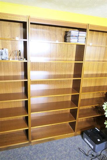 Nice Wooden Office or Bookshelf