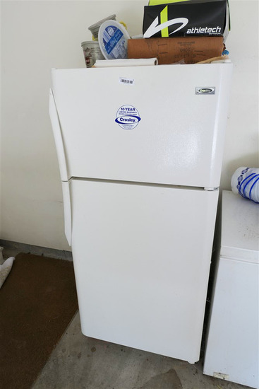 Crosley Refridgerator Freezer