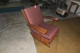Vintage Mid Century Chair