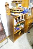 Older Oak Book Case Shelf