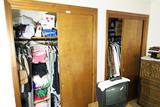Contents 2 closets - vintage clothing