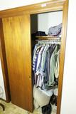 Closet contents lot