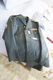 Korean ware uniform w/accessories