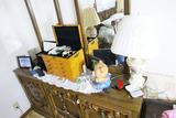 Items on Dresser Lot