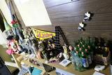 Large Top Shelf Lot Assorted VIntage items