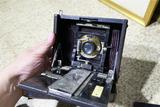 Wollensak Opt Co Antique Box Camera