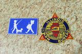 Rare Illinois Farm Bureau Insurance Badge