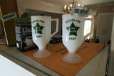 2 Vintage Graceland Bowl Cups