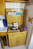Pine Kitchen Cabinet Unit