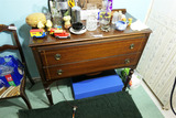 Vintage buffet with two drawers