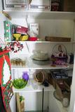 Closet contents inc. mostly xmas
