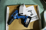 Cordless drill w/Manual + Charger