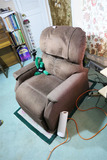 Upholstered lift chair