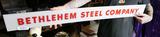 Unusual Plastic Steel Sign