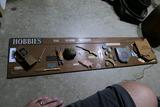 Unusual Hobby Display board