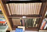 2 Shelves of old books