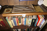 Old Books + Assorted paper