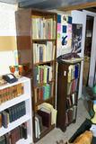 3 Bookshelves