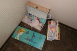 Large Qty Vintage Barbie Doll Items etc