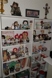 Giant Collection Raggedy Ann & Andy