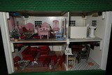 Contents of Old Dollhouse