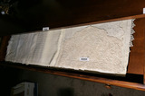 Drawer lot of old tablecloths/linens